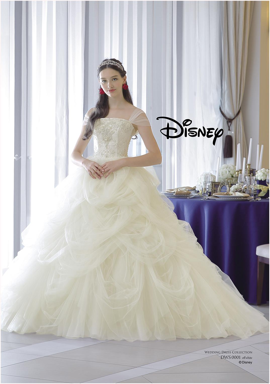 ディズニー ウェディング ドレス コレクション